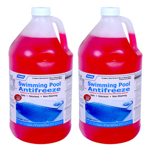 Camco Swimming Pool Antifreeze Gallon 2 Pack